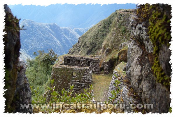 Inca Trail  Guided Tour