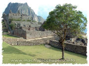Photos of Machu Picchu: Main Square