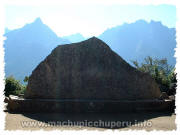 Photos of Machu Picchu: Sacred Rock